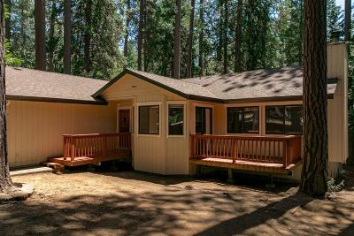 Pollock Pines Single Family Home For Sale: 5808 Sierra Springs Drive