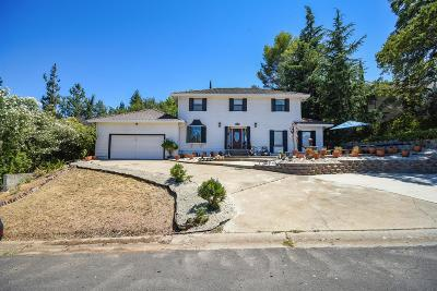 El Dorado Hills Single Family Home For Sale: 912 Yosemite Lane