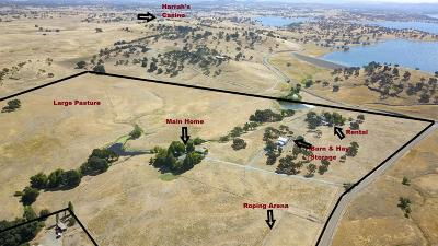 San Joaquin County Single Family Home For Sale: 24701 East Ranchero Road