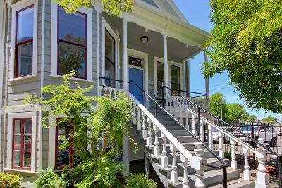 Sacramento Multi Family Home For Sale: 1320 20th Street