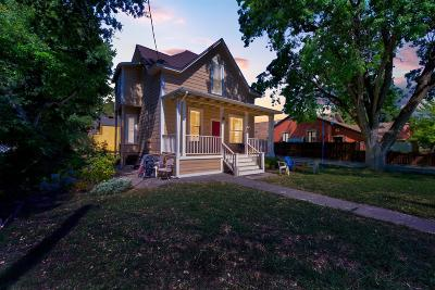 Woodland Single Family Home For Sale: 518 2nd Street #A