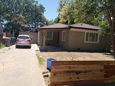 Sacramento Single Family Home For Sale: 182 Redwood Avenue