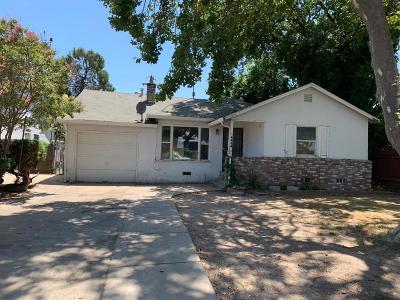 Sacramento Single Family Home For Sale: 4460 Lemon Hill Avenue