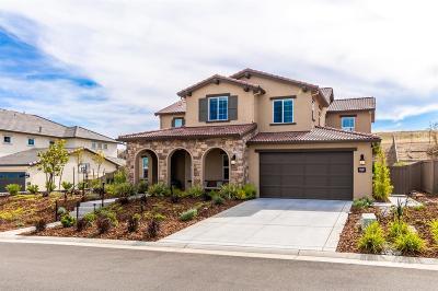 El Dorado Hills Single Family Home For Sale: 3578 Terra Alta Drive