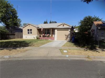 Merced Single Family Home For Sale: 2229 Wood Street