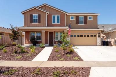 Rancho Cordova Single Family Home For Sale: 3566 Edington Drive