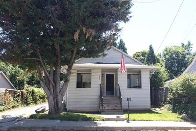 Grass Valley Single Family Home For Sale: 625 Le Duc
