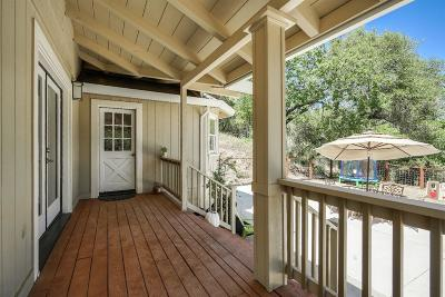 Placerville Single Family Home For Sale: 3640 Indian Creek Court