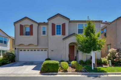 Davis Single Family Home For Sale: 3652 Verona Terrace