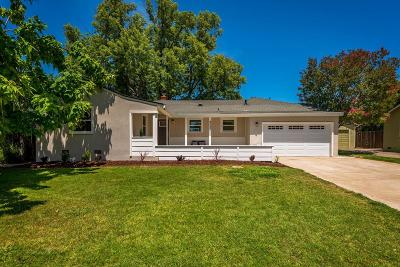 Sacramento County Single Family Home For Sale: 3537 El Ricon Way