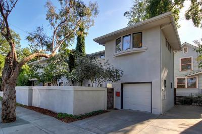 Davis, Woodland Single Family Home For Sale: 201 University Avenue