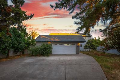 Stockton Single Family Home For Sale: 2324 Canal Drive