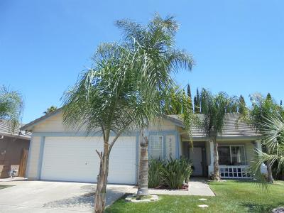 Stockton Single Family Home For Sale: 3238 Dietrich Court