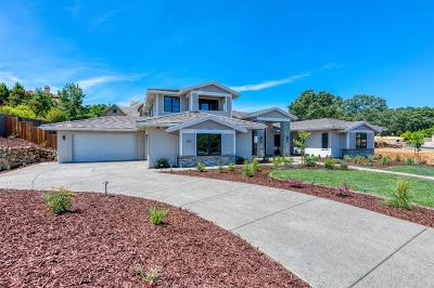 El Dorado Hills Single Family Home For Sale: 3701 Greenview Drive