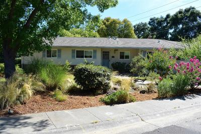 Davis, Woodland Single Family Home For Sale: 1250 Alice Street