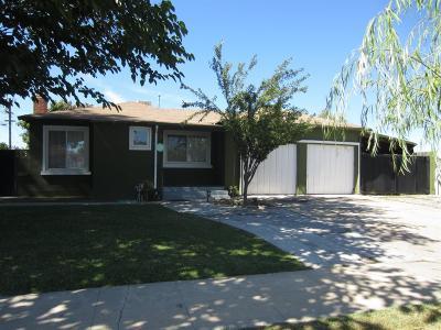 Fresno County Single Family Home For Sale: 804 West Vassar Avenue