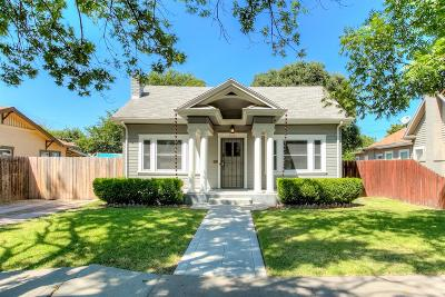 Stockton Single Family Home For Sale: 717 North San Jose Street
