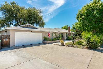 Stockton Single Family Home For Sale: 3010 Grange Ave