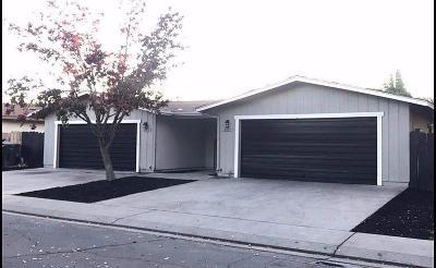 Modesto CA Multi Family Home For Sale: $349,000