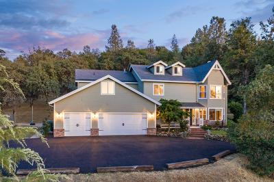 Grass Valley Single Family Home For Sale: 11685 Lime Kiln Road