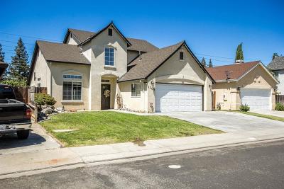 Modesto CA Single Family Home For Sale: $374,900