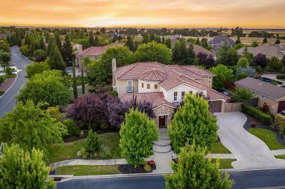 Roseville CA Single Family Home For Sale: $980,000