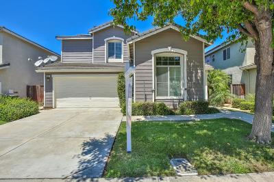 Tracy Single Family Home For Sale: 511 Tennis Lane