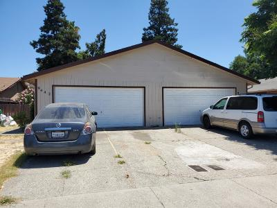 Stockton Multi Family Home For Sale: 9440 Hickock Drive