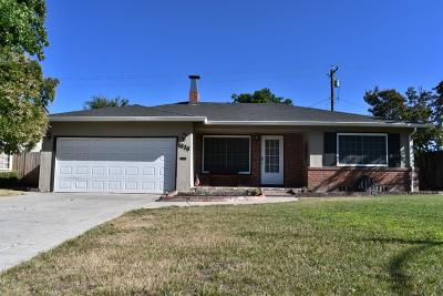 Stockton Single Family Home For Sale: 1636 West Benjamin Holt Drive