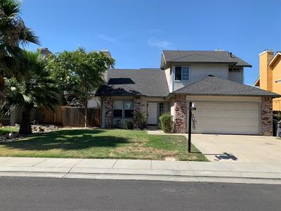 Lathrop Single Family Home For Sale: 799 Sunflower Drive