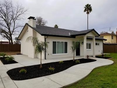 Rio Linda Single Family Home For Sale: 6837 8th Street
