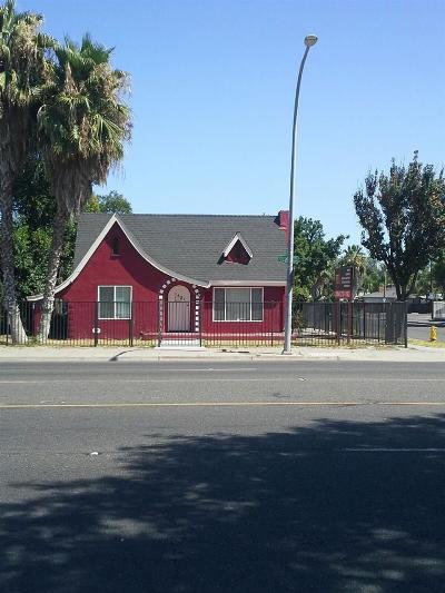 Modesto Commercial For Sale: 1521 Yosemite Boulevard
