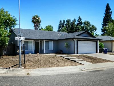 Sacramento Single Family Home For Sale: 8181 Pictor Court