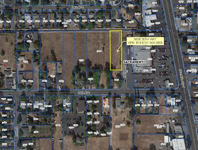 Sacramento Residential Lots & Land For Sale: 5000 26th Way
