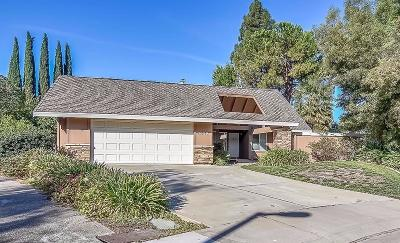 Stockton Single Family Home For Sale: 1629 Academy Court