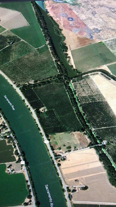 Sacramento County Commercial Lots & Land For Sale: River Road