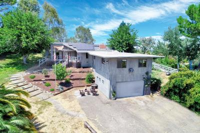 Winters Single Family Home For Sale: 3967 Central Lane