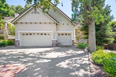 Fair Oaks Single Family Home For Sale: 8141 East Carriage Lane