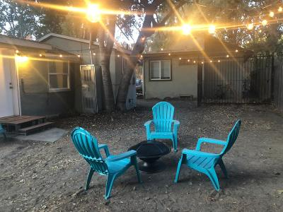 West Sacramento Multi Family Home For Sale: 417 North A Street