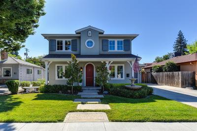 Sacramento Single Family Home For Sale: 67 Coloma Way