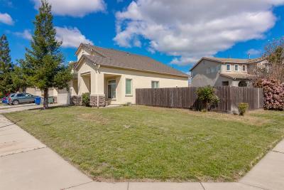 Merced Single Family Home For Sale: 117 Aldrich Drive