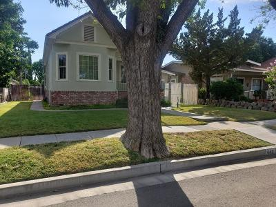 Gustine Single Family Home For Sale: 443 6th Street