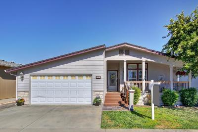 Rocklin Mobile/Manufactured For Sale: 5505 South Grove #307