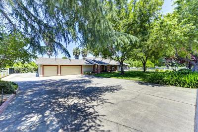 Roseville Single Family Home For Sale: 3160 Glen Lane