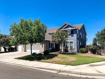 Merced Single Family Home For Sale: 4053 Summer Court