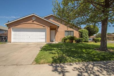 Livingston Single Family Home For Sale: 1463 Chianti Drive