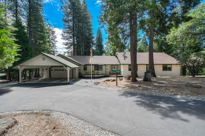 Grizzly Flats Single Family Home For Sale: 5631 Wildrose Drive
