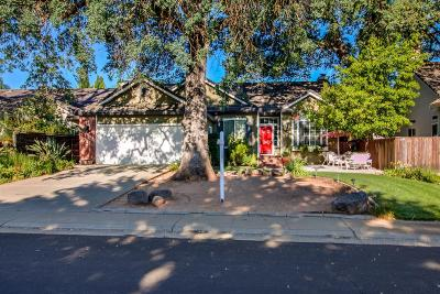 Roseville Single Family Home For Sale: 208 Gainsborough Court
