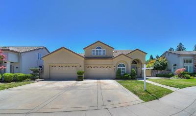 Elk Grove Single Family Home For Sale: 8554 Castlehaven Court