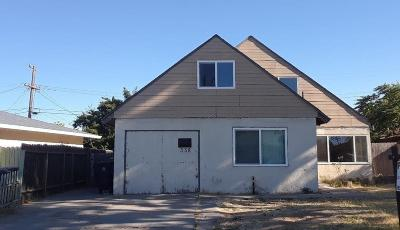 Tracy Single Family Home For Sale: 338 E. 22nd Street